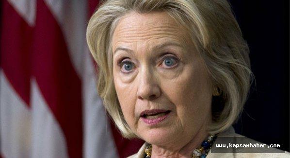 Clinton: mülteci sorunu küresel bir krizdir