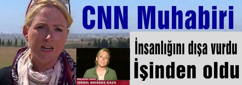 CNN muhabiri  Magnay işinden oldu