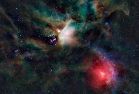Çok uzak galaksiler görüntülendi