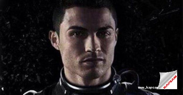 Cristiano Ronaldo'nun adı galaksiye verildi