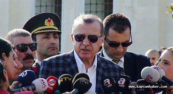 Cumhurbaşkanı Erdoğan'a suç duyurusu