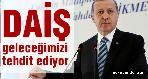 Cumhurbaşkanı Erdoğan: Bu örgütlerin İslam ile alakası yoktur