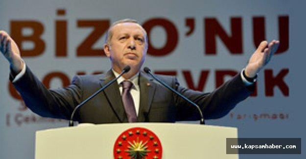 Cumhurbaşkanı Erdoğan'dan İlk Açıklama
