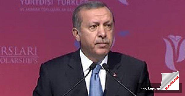 Cumhurbaşkanı Erdoğan: herkes egosunu bir kenara koymalı