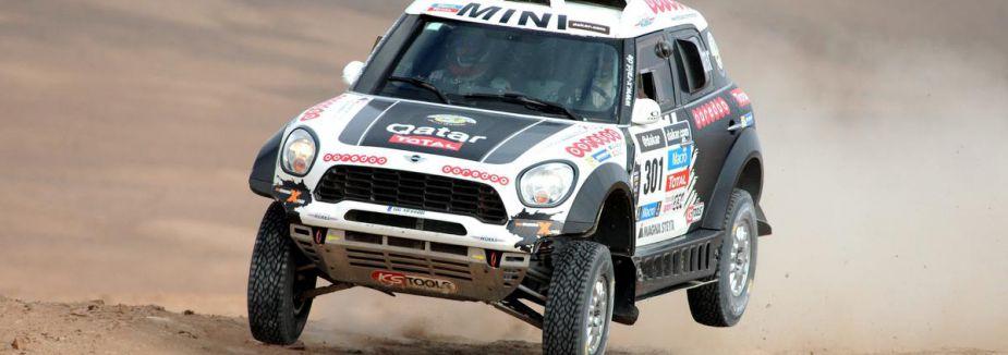 Dakar'da heyecan devam ediyor