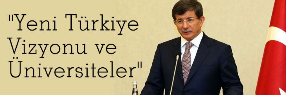Davutoğlu, Samsun'da konuştu