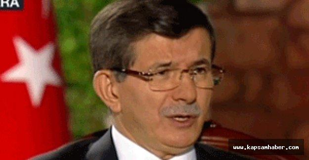 Davutoğlu: Seçim barajının düşürülmesini teklif edeceğiz