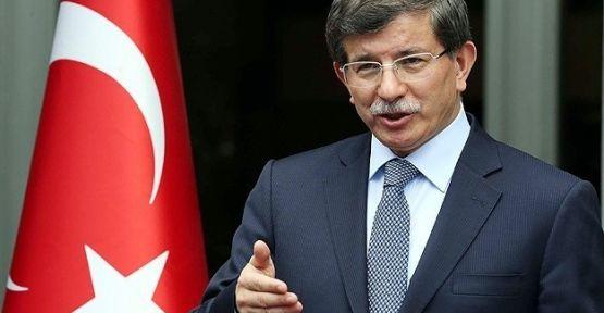 Davutoğlu:' Türk ve Kürt Tarafı Kardeştir.