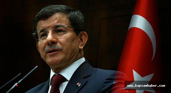 Davutoğlu, yeniden Genel Başkan