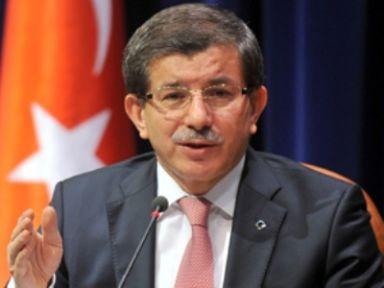 Davutoğlu'dan Suriye Helikopteri Açıklaması...