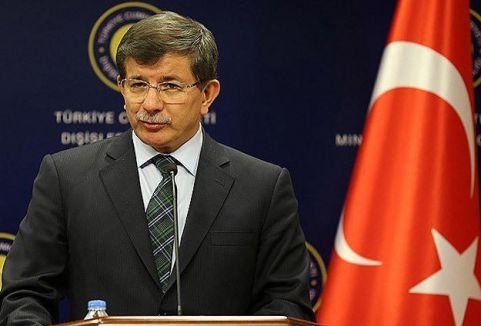 Davutoğlu'ndan telefon diplomasisi...