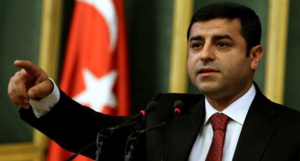 Demirtaş: Dökülecek kandan hükümet ve Erdoğan sorumludur