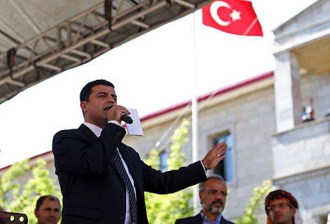 Demirtaş:'Biz Bu Topraklarda Kavga Gürültü İstemiyoruz'