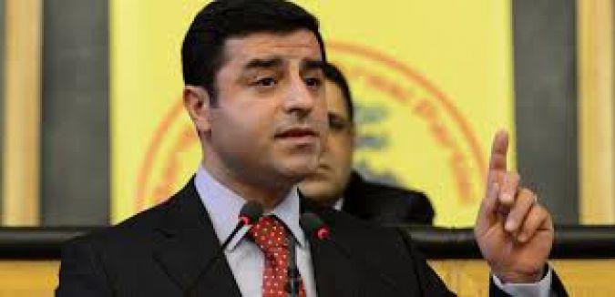Demirtaş:'İnternet Sansürü' Veto Edilmeli...