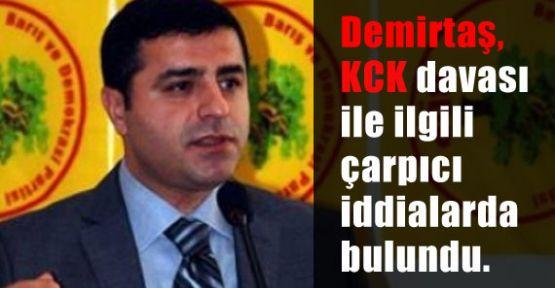 Demirtaş'tan AKP'ne Tehdit