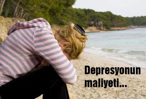 Depresyonun maliyeti...