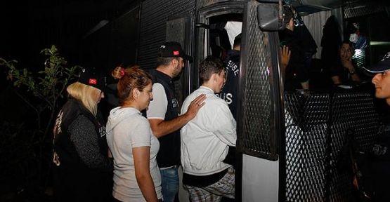 Derbi gözaltılarında 11 kişi salındı