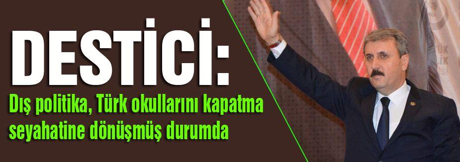 DESTİCİ;