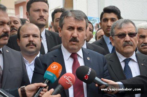 Destici:Yurt dışı oyları iptal edilemli