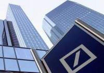 """Deutsche Bank: """"Ülkenizde bankacılık yapmak istiyoruz"""""""