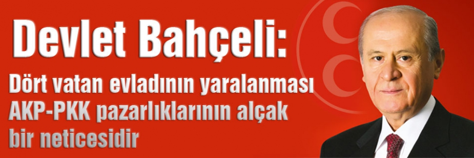Devlet Bahçeli: Türkiye adım adım uçuruma yuvarlanıyor