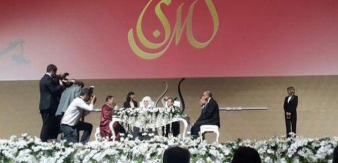 Devletin Zirvesi Düğünde Buluştu...