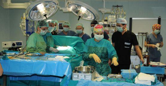 Dikişsiz kalp ameliyatı hayat kurtarıyor
