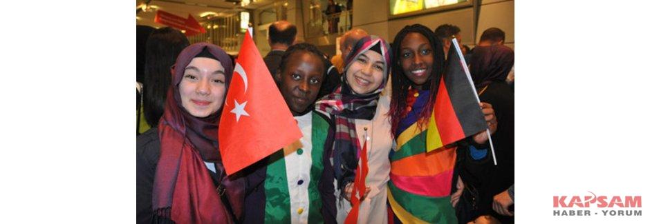 Dil ve Kültür Olimpiyatları'nda muhteşem final