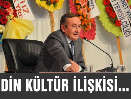 DİN KÜLTÜR İLİŞKİSİ...