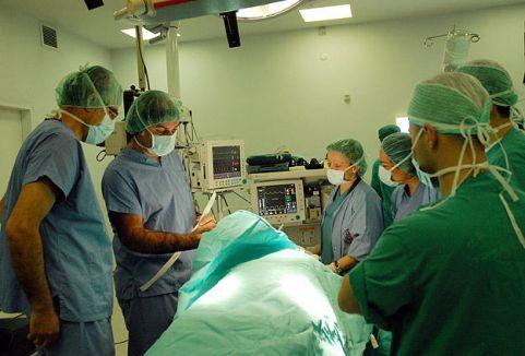 Dış gebelik ameliyatında yeni teknik