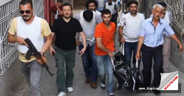 Diyarbakır'da Baran olayıyla ilgili 14 tutuklama