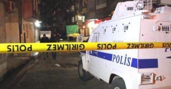 Diyarbakır'da bomba patladı