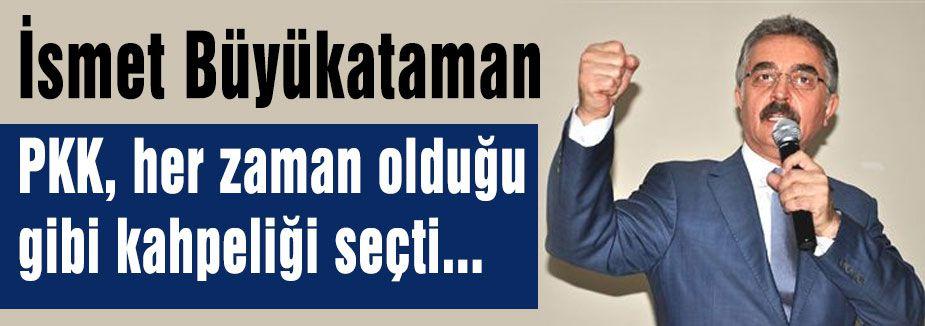 Diyarbakır'da ihanet sahnesine çıkmışlardır