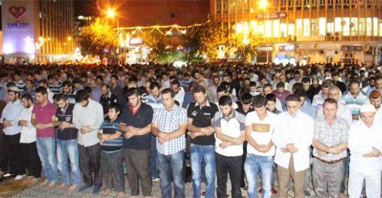 Diyarbakır'dan Mursi ve İhvan'a Destek...