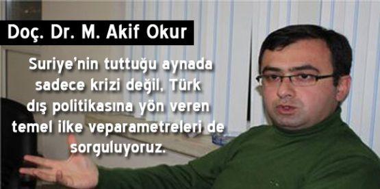 """Doç. Mehmet Akif Okur: """"Akıllı Güç"""""""