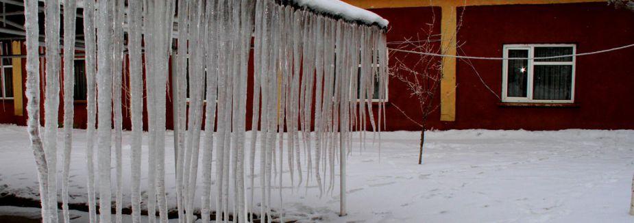 Doğu'da soğuk hava hüküm sürüyor...