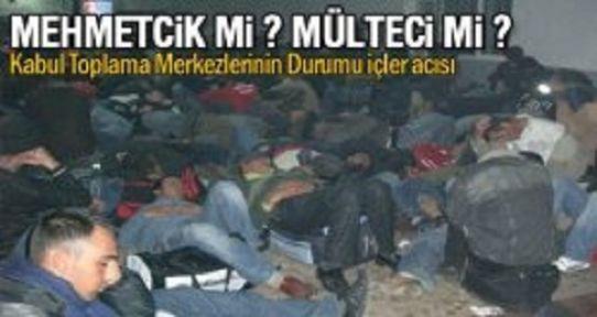 Doğudaki Mehmetciklerin Olay Yaratan Fotoğrafları..