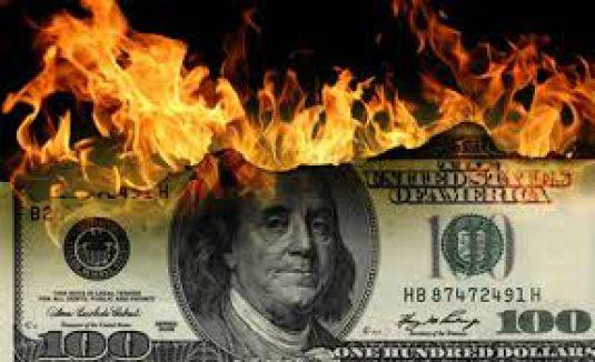 Dolar ateşlendi...
