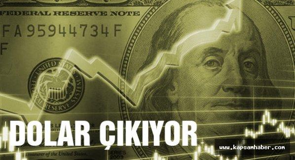 Dolar en yüksek seviyeye ulaştı
