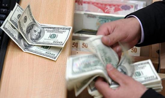 Dolar güne 2,7072 TL, Euro 2,8948 TL'den başladı