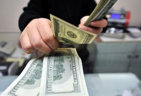 Dolar yükselişe geçti...