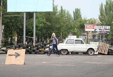 Donetsk'te gergin bekleyiş