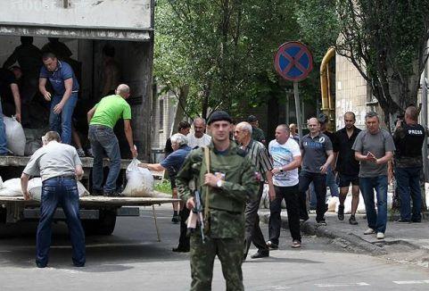 Donetsk'te ölü sayısı artıyor