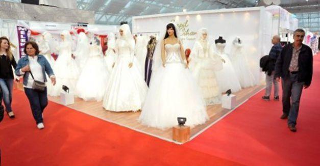 Düğün ve Evlilik Fuarı 8 Ocak günü başlıyor