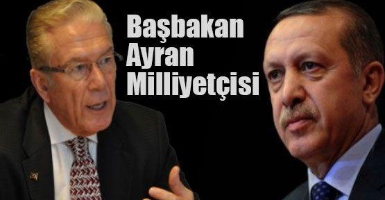 Dündar: Erdoğan ayran milliyetçisi