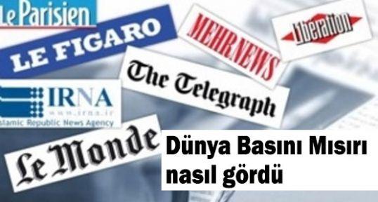 Dünya Basınında Mısır...