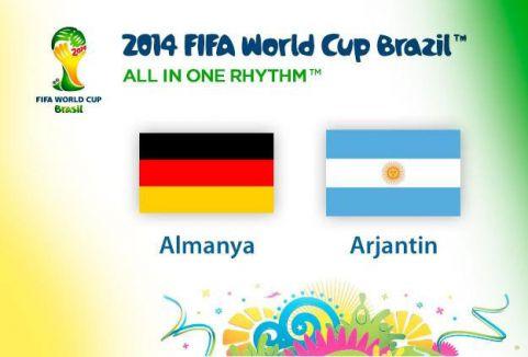 Dünya Kupası'nda şampiyon belli oluyor