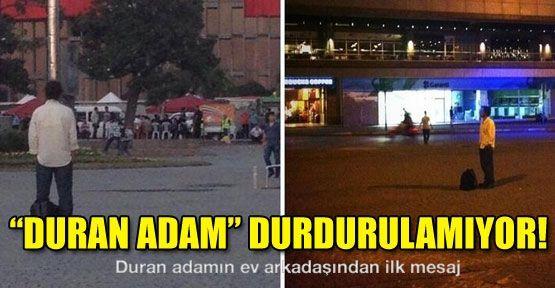 Duran Adama Mesaj Var...