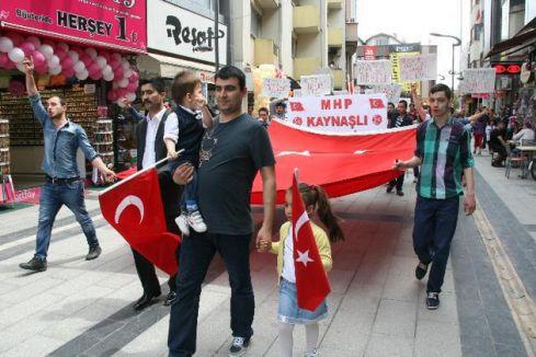 Düzce'de Türkçülük Bayramı...