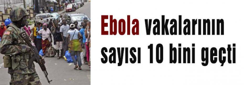 Ebola vakasında son rapor...